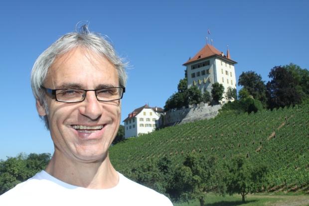 Dieter Ruckstuhl, Kurator und Konservator auf Schloss Heidegg