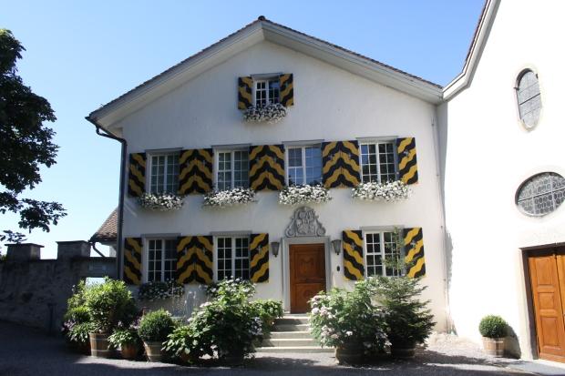 Das Zuhause der Familie Ruckstuhl.