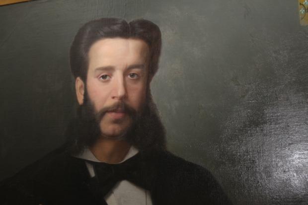 Louis Pfyffer von Heidegg.