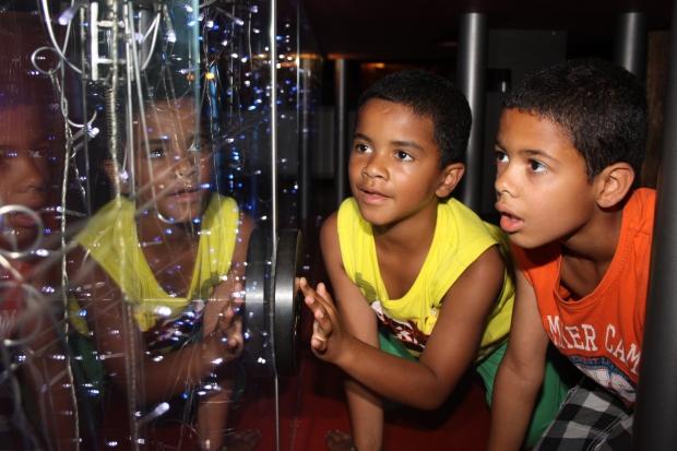 Ein Traum für Kinder: das Traumschloss mit der Kugelbahn.